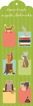 Forest Friends Magnetic Bookmarks (Bookmark)