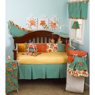 Cotton Tale Gypsy 8-piece Crib Bedding Set