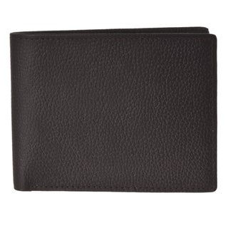 Joseph Abboud Men's Leather Passcase Wallet