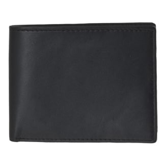 Joseph Abboud Men's Leather Slim Fold Wallet