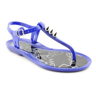 Material Girl Women's 'Jilly' Man-Made Sandals