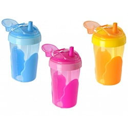 Vital Baby Toddler 10-ounce Straw Cup