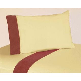 Sweet JoJo Designs 200 Thread Count Dinosaur Bedding Collection Cotton Sheet Set