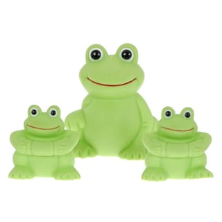 Vital Baby Play 'n' Splash Frogs Family Bath Toys