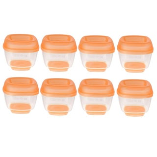 Vital Baby Press 'n' Pop 1-ounce Mini Freezer Pots (Pack of 8)