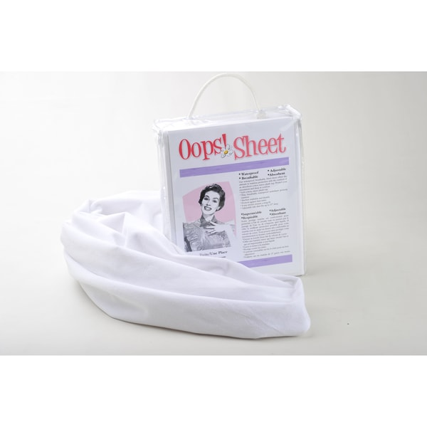 Oops! Sheet Crib Mattress Cover
