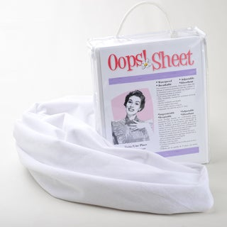 Oops! Sheet Twin-size Mattress Cover