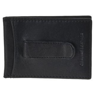 Joseph Abboud Men's Leather Super Slim Wallet