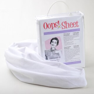 Oops! Sheet Double-size Mattress Cover