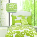 Spring Green OIlo Modern Berries Duvet Cover