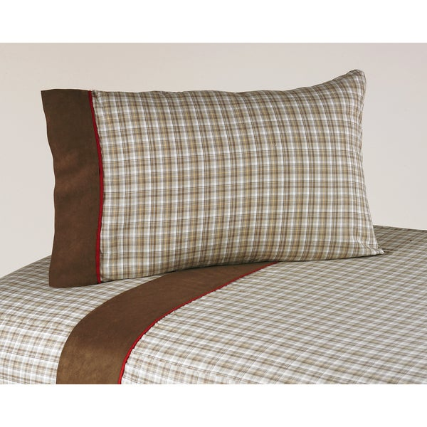Sweet JoJo Designs 200 Thread Count All Star Sports Bedding Collection Cotton Sheet Set