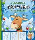 A Christmas Drawing Wonderland! (Paperback)