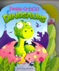 Peek-a-Boo Dinosaurs (Board book)