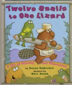 Twelve Snails to One Lizard: A Tale of Mischief and Measurement (Hardcover)