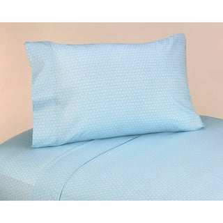 Sweet JoJo Designs 200 Thread Count Mod Dots Bedding Collection Cotton Sheet Set