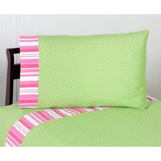 Sweet JoJo Designs 200 Thread Count Olivia Bedding Collection Sheet Set