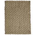 Bodhi Chunky Wool and Jute Handwoven Rug (5' x 8')