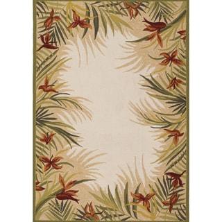 Courtisan 'Covington Tropic Garden' Area Rug (3'6 x 5'6)