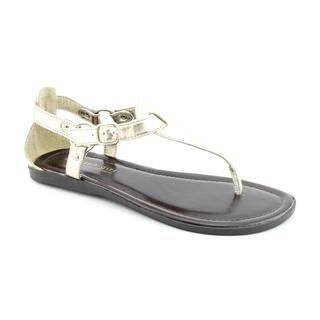 Madden Girl Women's 'Sannd' Synthetic Sandals