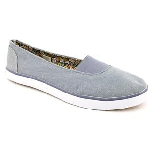 Daniel Green Women's 'Jena' Canvas Casual Shoes - Wide (Size 7.5)