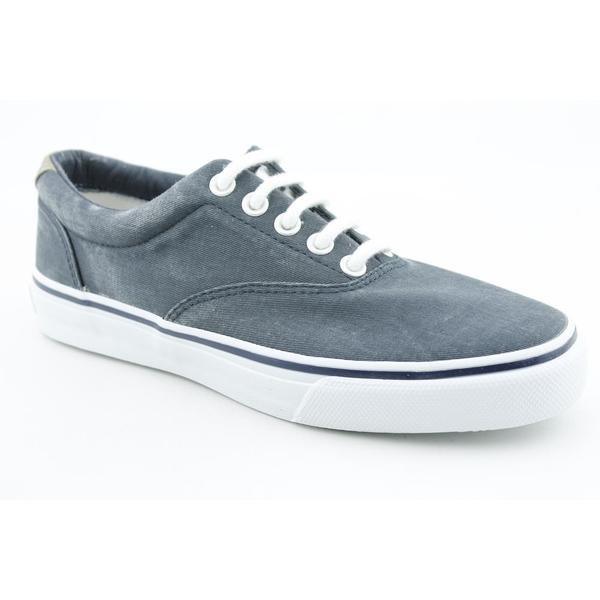 Sperry Top Sider Men's 'Striper CVO' Canvas Casual Shoes (Size 7)
