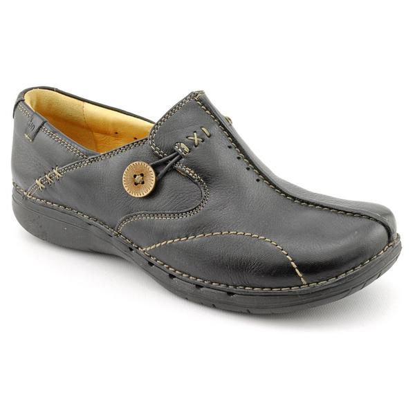 Unstructured By Clarks Women's 'Un.Loop' Leather Casual Shoes (Size 5)