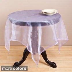 Tissue Organza Table Linen