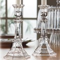 Fifth Avenue Crystal Candle Holders (Set of 2)