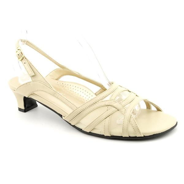 David Tate Women's 'Curve' Leather Dress Shoes - Narrow (Size 11)