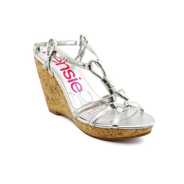 Kensie Girl Women's 'Daville' Mesh Sandals (Size 9.5)
