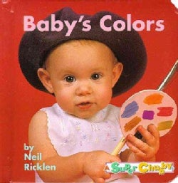 Baby's Colors (Board book)
