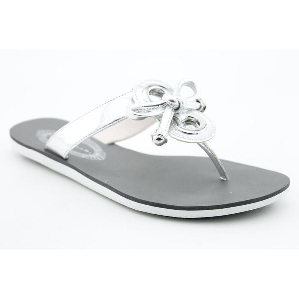 Elie Tahari Women's 'Jordan Thong' Patent Sandals