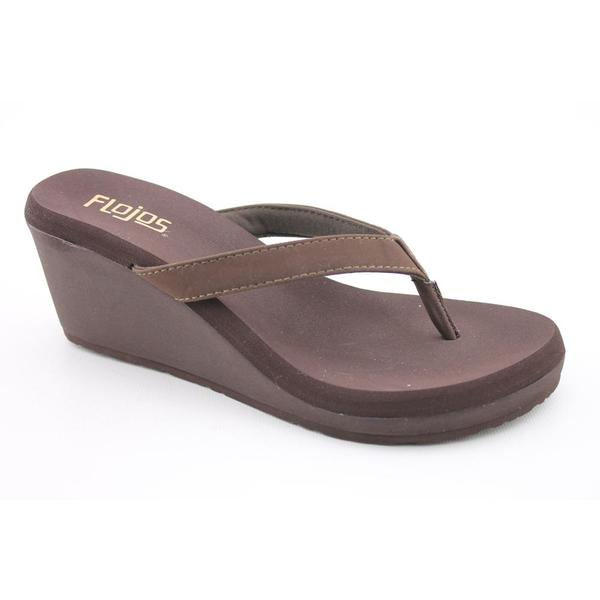 Flojos Women's 'Olivia' Synthetic Sandals