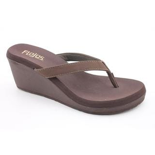 Flojos Women's 'Olivia' Synthetic Sandals
