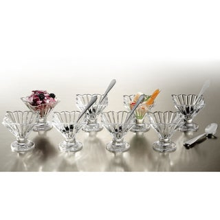 Crystal Clear Alexandria Taster Tinis 17-piece Set