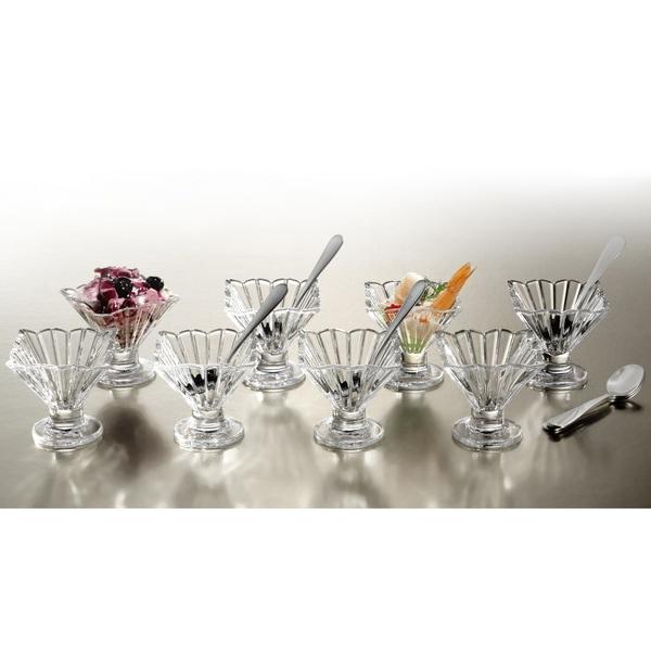 Crystal Clear Alexandria Taster Tinis 17-piece Set