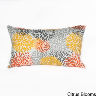 Blooms Lumbar Pillow
