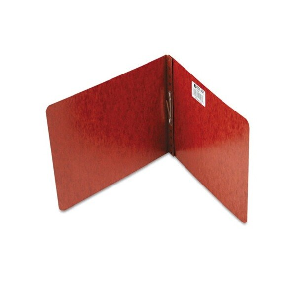 Acco Pressboard Report Cover, Prong Clip, Legal, 2-Inch Capacity, Red 19928 19928