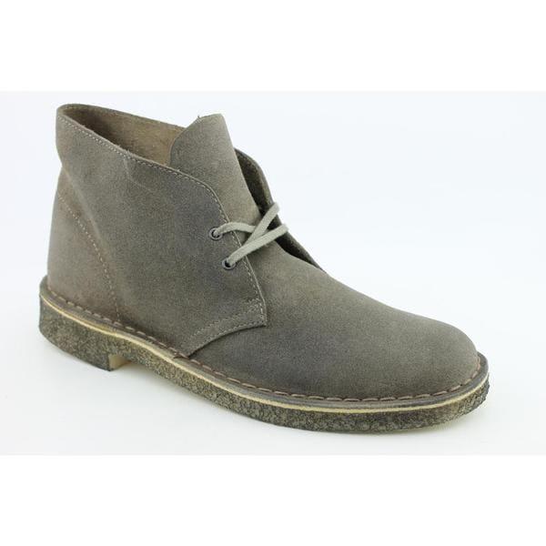 Clarks Men's 'Desert Boot ' Regular Suede Boots (Size 10.5)