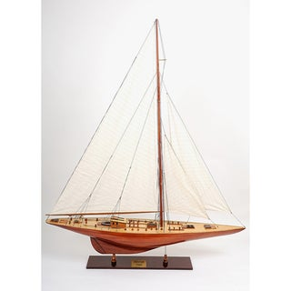 Old Modern Handicrafts Endeavour Model Ship