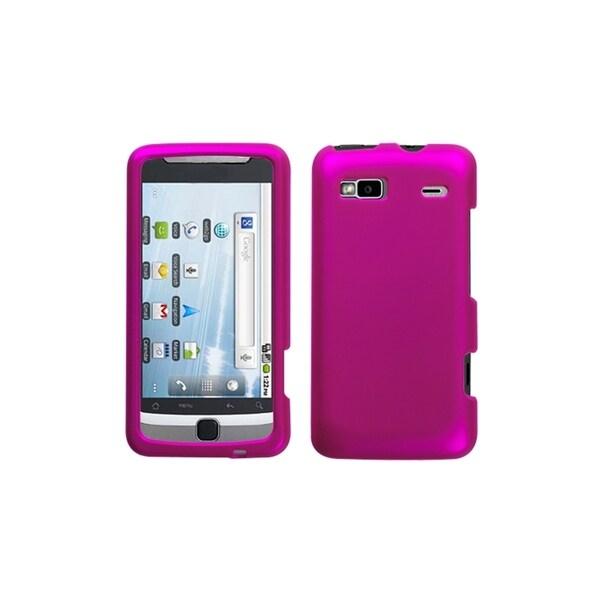 MYBAT Titanium Solid Hot Pink Case for HTC Vision/ G2