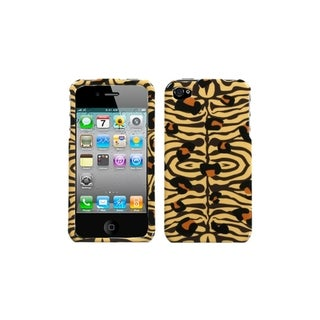 MYBAT Wild Leopard Case for Apple iPhone 4/ 4S