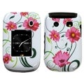 MYBAT Lovely Flowers Case for RIM Blackberry Style 9670