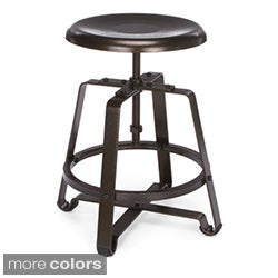 OFM Endure 25-inch Adjustable Height Spindle Stool