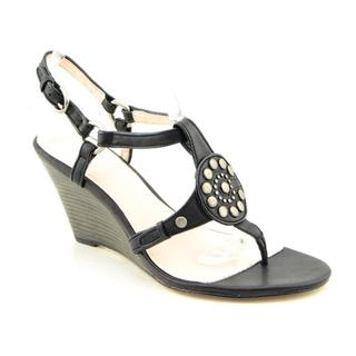 Coach Women's 'Harper' Leather Sandals (Size 9.5)