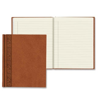 Blueline DaVinci College Rule 7.25 x 9.25 Cream 75 Sheets/ Pad Notebook