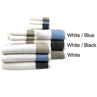 Joyce Turkish Combed Cotton 8-piece Towel Set