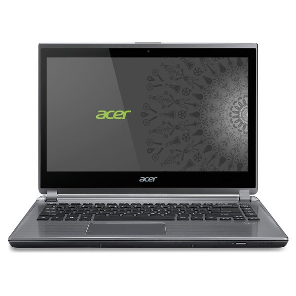 "Acer Aspire M i5 1.7GHz 6GB 500GB/20GB 14"" Touchscreen Ultrabook (Refurbished)"