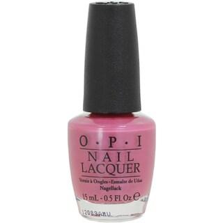 OPI Not So Bora Bora-Ing Pink Nail Lacquer