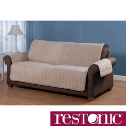 Restonic Waterproof Laminate Loveseat Furniture Protector